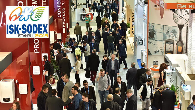 2019 - ISK-SODEX 2019 to welcome exhibitors from all around the globe