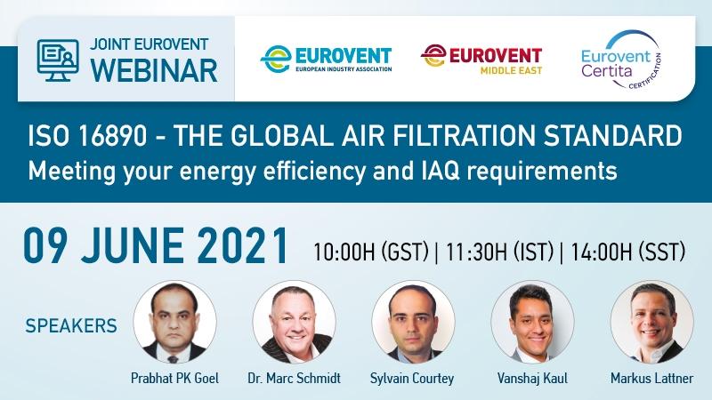 2021 - Joint Eurovent Webinar