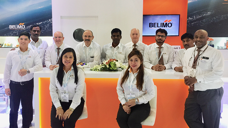 2017 - BELIMO to join Eurovent Middle East