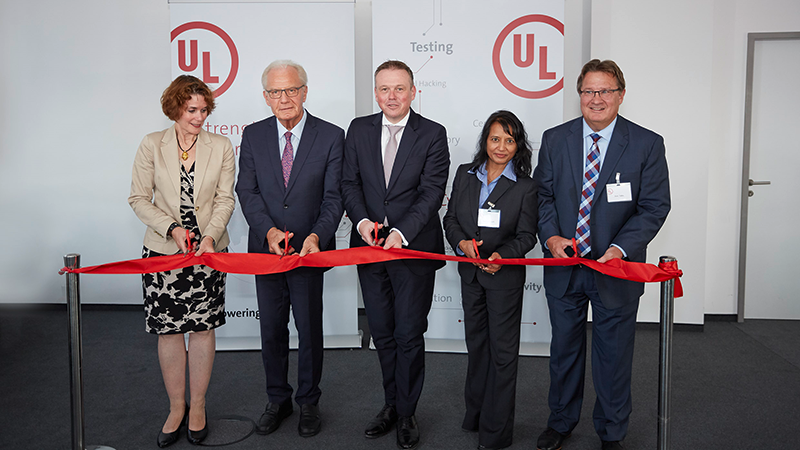 2018 - UL meets cybersecurity challenge in Europe head on