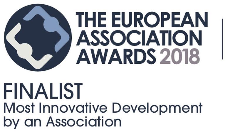 2018 - Fingers crossed for The European Association Awards 2018